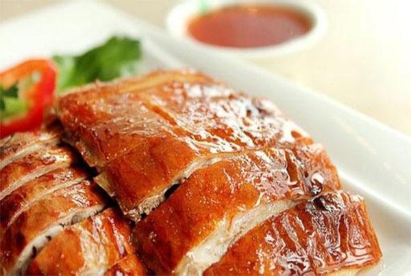 烤鸭肉中风味物质的SPME-GCMS分析