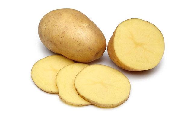 熟土豆中风味物质的SPME-GCMS分析